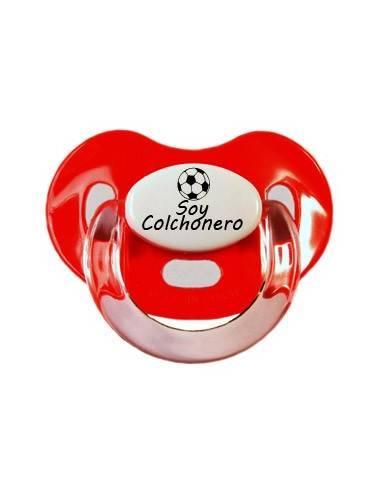 Soy Colchonero - Chupetes originales con frases