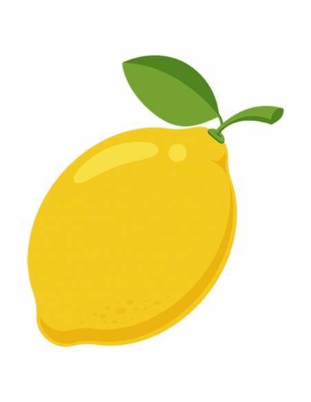 Chupete Personalizado a Color Limón - Chupetes personalizados para bebés