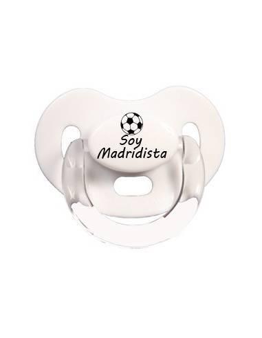 Soy Madridista - Chupetes originales con frases