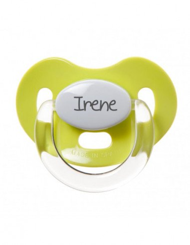 Chupete personalizado con NOMBRE - Maxibebé - Chupetes personalizados para bebés