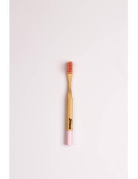 Cepillo de dientes bambú infantil personalizado - Inicio