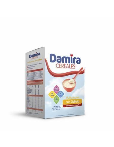 Cereales Galleta Damira - Inicio