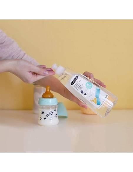 Detergente para biberones y tetinas Suavinex - Inicio