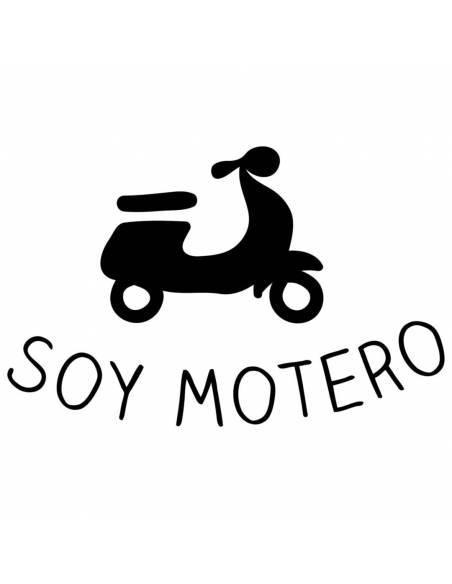 """Chupete con frase """"SOY MOTERO"""" - Chupetes originales con frases"""