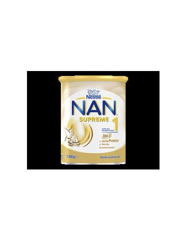 Nan Supreme 1 Leche formula desde el primer día - Inicio