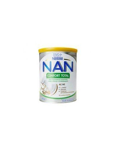 Nan Confort total AC/AE - Inicio