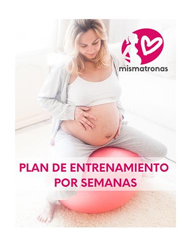 Plan de ejercicios embarazo semanal Mis Matronas - Inicio
