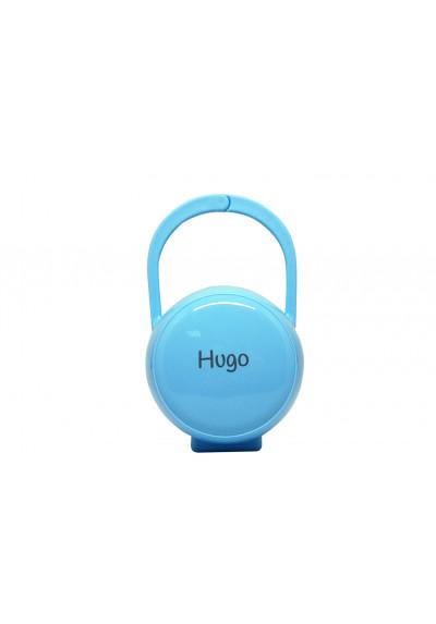 Caja Portachupetes Azul personalizada