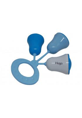Sonajero Personalizado Campanas Azules