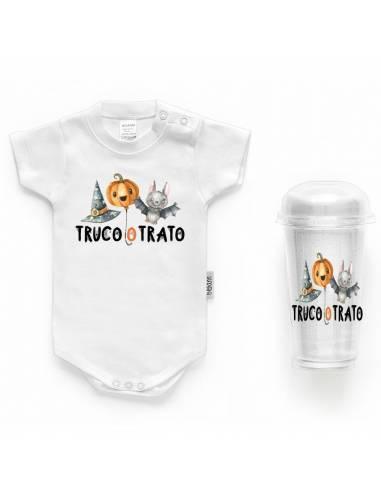 Body bebé HALLOWEEN MURCIÉLAGO - Bodys bebé personalizados