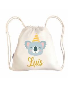 Mini talega bebé personalizada KOALA