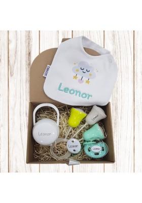 Caja regalo personalizada Nº2 de 6 a 36 meses