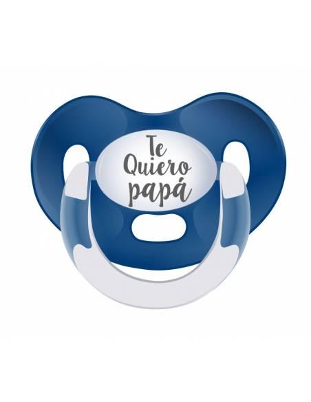Chupete frase Te quiero papá - Chupetes originales con frases