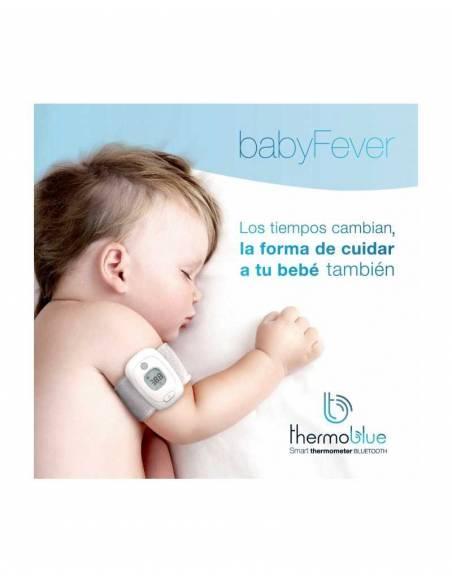 BABYFEVER termómetro smart bluetooth - TERMOMETRO BABYFEVER SMART