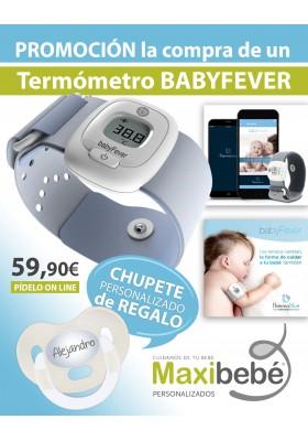 BABYFEVER termómetro smart bluetooth