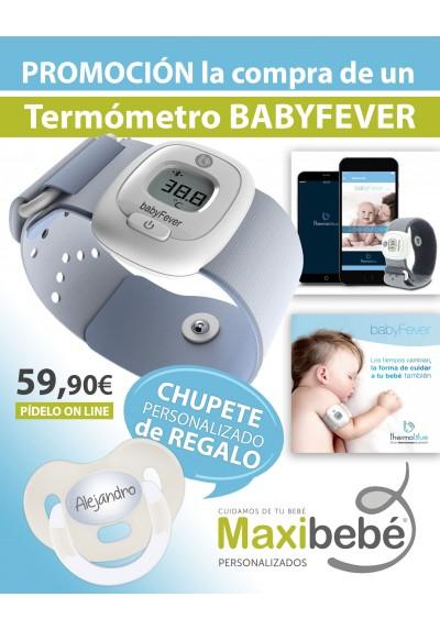 TERMOMETRO BABYFEVER SMART - BABYFEVER termómetro smart bluetooth