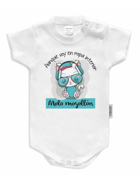 PACK DE 2 BODYS para bebé personalizados - Bodys bebé personalizados