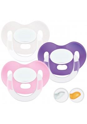 Chupetes recién nacidos 0-6 meses - Chupetes Personalizados MAXIBEBÉ Niña 0-6m