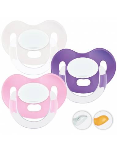 Chupetes Personalizados MAXIBEBÉ Niña 0-6m - Chupetes recién nacidos 0-6 meses
