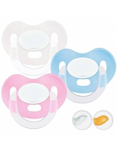 Chupetes Personalizados MAXIBEBÉ Pastel 6-36m - Chupetes bebés 6-36 meses