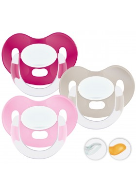 Chupetes recién nacidos 0-6 meses - Chupetes Personalizados MAXIBEBÉ Girl 0-6m