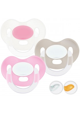 Chupetes bebés 6-36 meses - Chupetes Personalizados MAXIBEBÉ Cheesecake 6-36m
