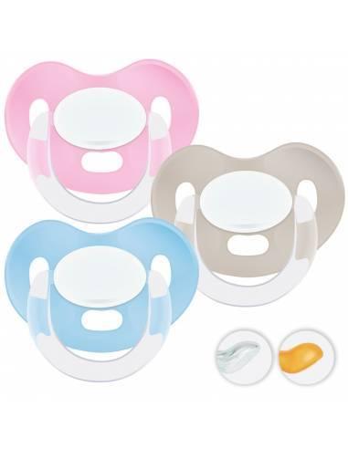 Chupetes Personalizados MAXIBEBÉ Sweet 6-36m - Chupetes bebés 6-36 meses