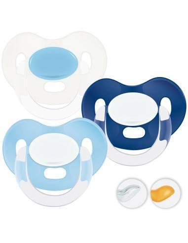 Chupetes Personalizados MAXIBEBÉ Marino 6-36m - Chupetes bebés 6-36 meses