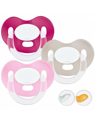 Chupetes Personalizados MAXIBEBÉ Girl 6-36m - Chupetes bebés 6-36 meses