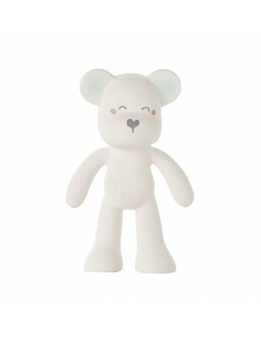 """Mordedor bebé Nature """"Happy Teddy"""" Saro - Ecofriendly"""