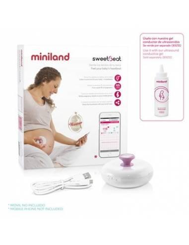 SweetBeat escuchalatidos bebé + gel...