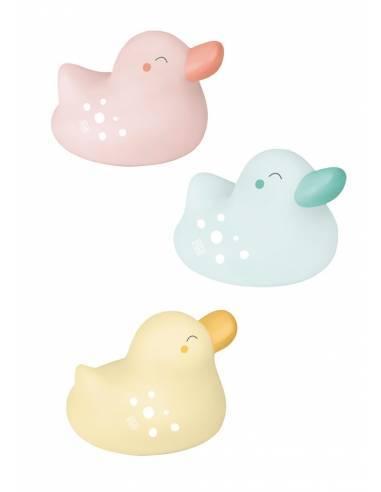 Patos baño saro - Inicio