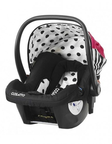 GRUPO 0+ HOLD CAR SEAT GOLIGHTLY COSSATO - Ofertas, promociones, outlet
