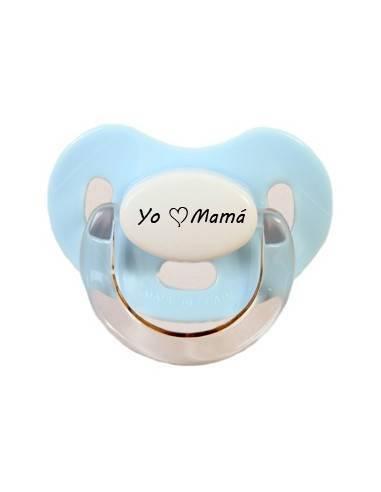 Yo LOVE Mamá - Chupetes originales con frases