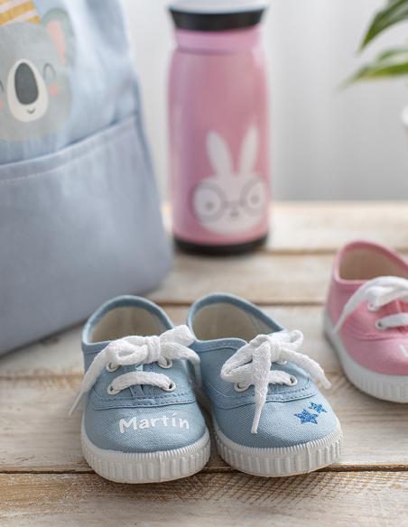 Zapatillas bebé personalizadas