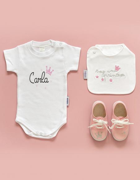 Bodys bebé personalizados