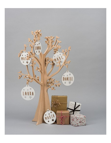 Bolas de Navidad personalizada