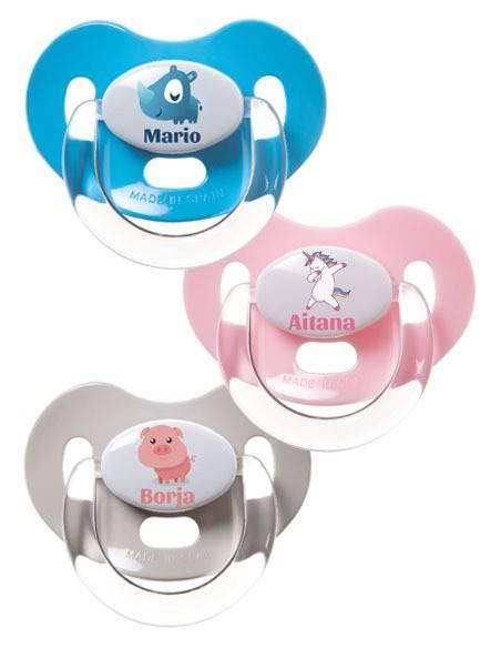 Chupetes bebés 6-36 meses